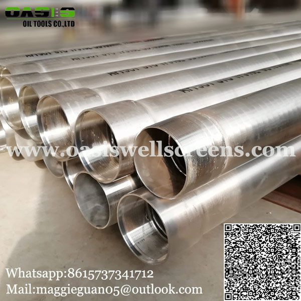 API 5CT J55 Galvanized casing&tubing pipe of API steel casing and