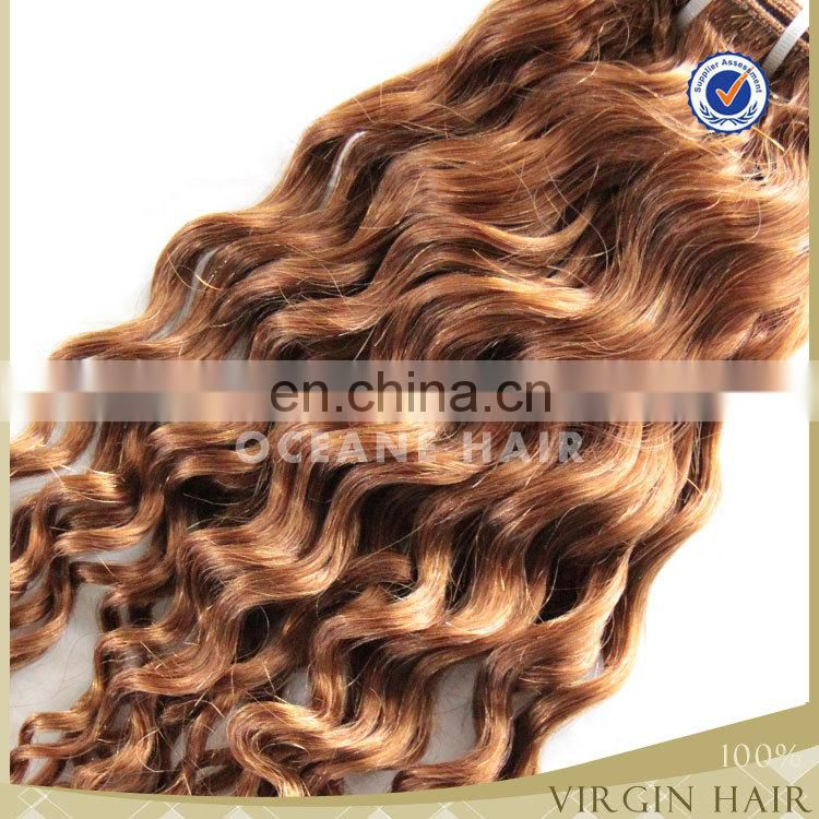 wholesale 6a grade indian remy jerry hair blonde loose curly weave hair