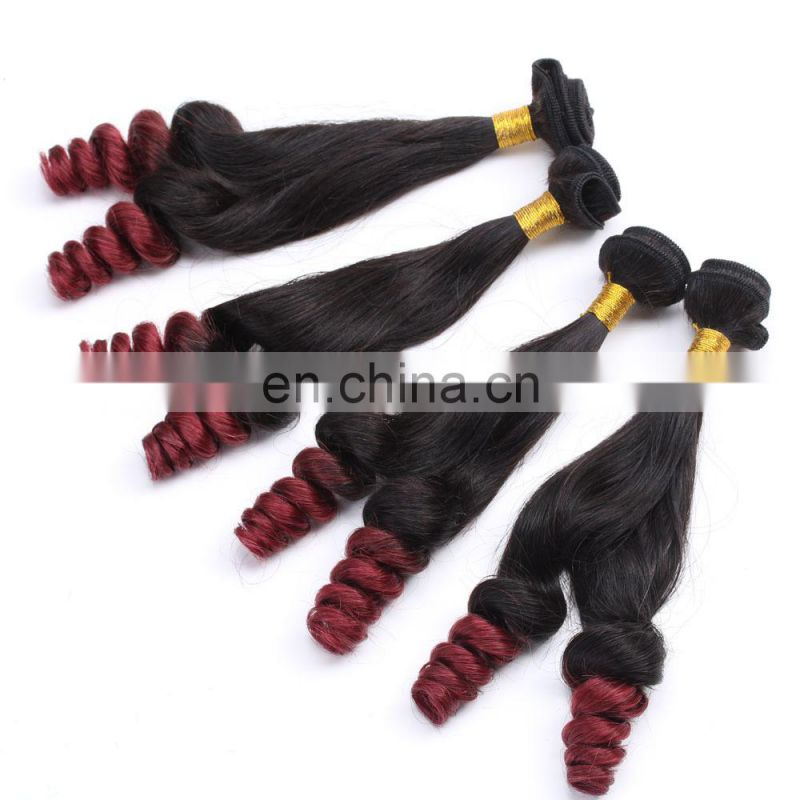 Human hair bundles straight virgin human hair