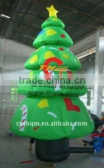 Father Christmas Inflatable Toy Cartoon Character for Kids/ Inflatable Advertising for Sale