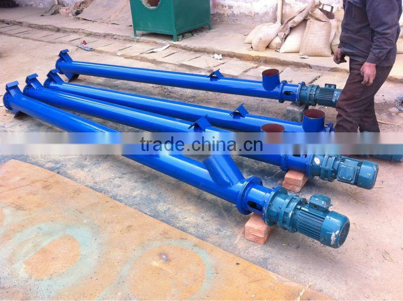 Flexible screw conveyor/Grain Screw auger elevator/Spiral
