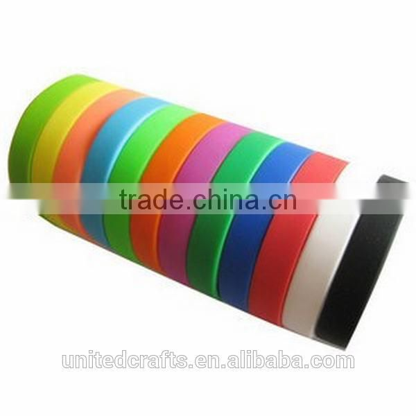 Silicone bracelets for men