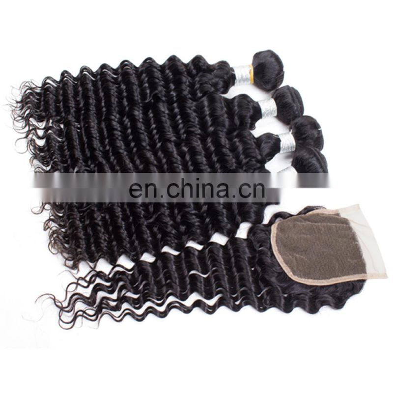 alibaba 2018 new arrival cheap price hot selling virgin Brazilian human hair closure for black women