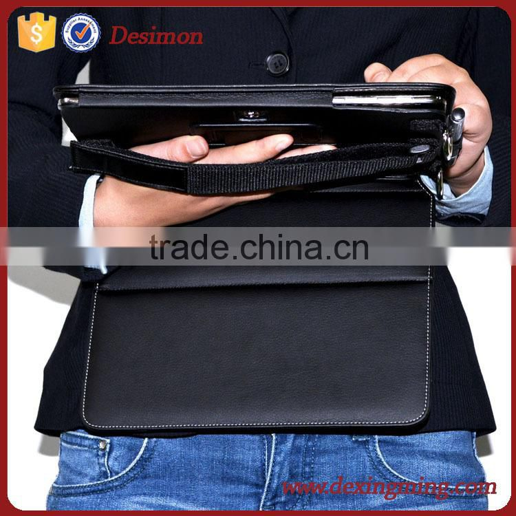 Smart folds stand case for samsung galaxy note 10.1 p600