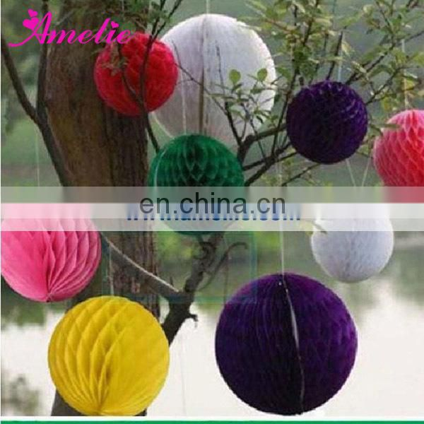 A09PH Honeycomb Ball Paper Wholesale Decoration Wedding
