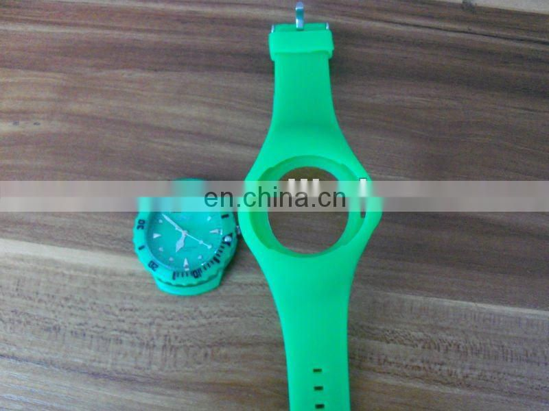 Silicone Jelly Wrist Watch