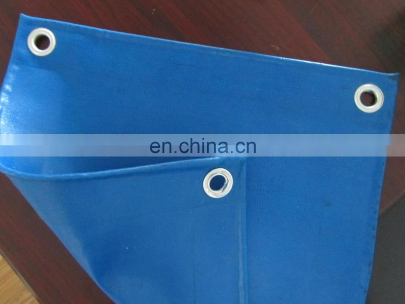 PVC Coated Canvas Tarpaulin Waterproof low Price