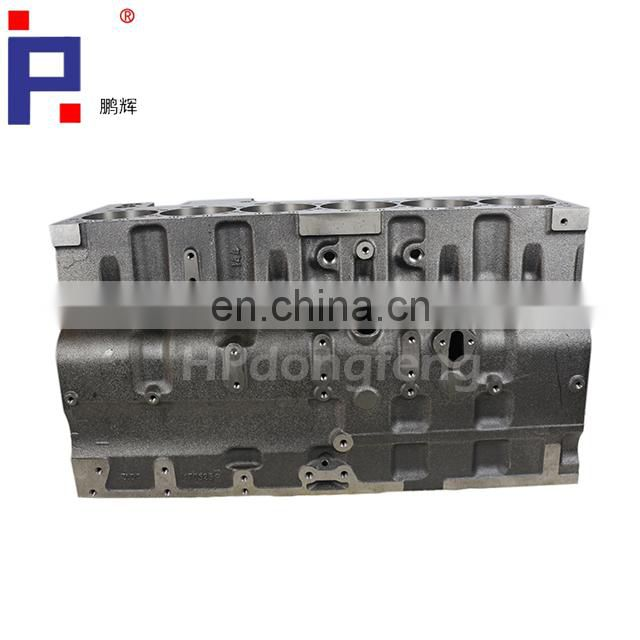 Diesel engine parts motorcycle cylinder block 6CT 3929606