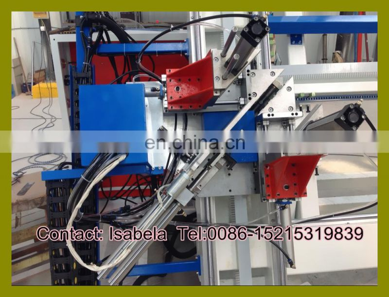 PVC window door machines / Plastic window welding machine / PVC UPVC window machine