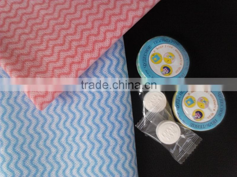 Needle Punch Non-woven Disposable Wipes For Household Cleaning, High Quality Household Cleaning,Disposable Floor Cleaning Wipes