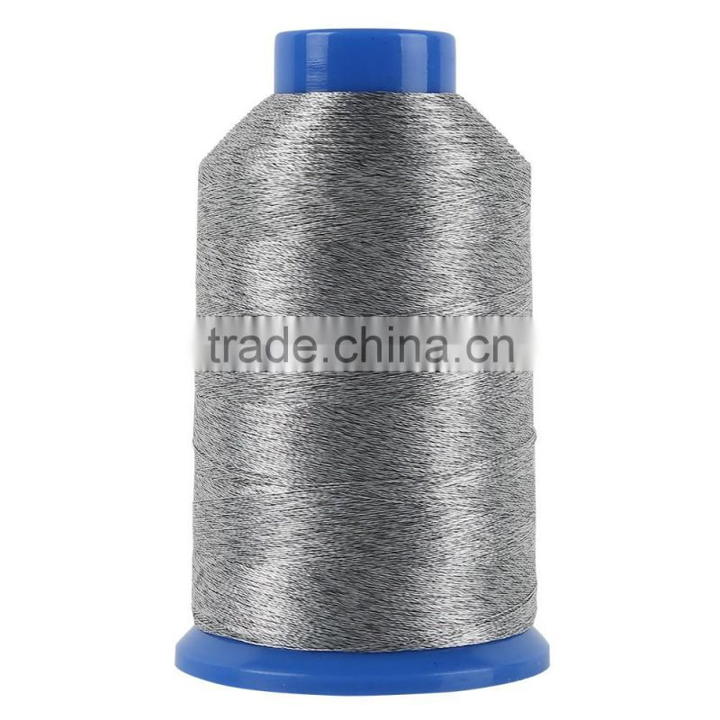 Polyester ESD Carbon Fiber Sewing Thread