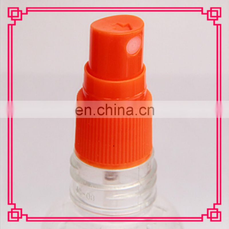 Wholesale 30ml 50ml 100ml PET plastic spray bottle fine mist spray bottle