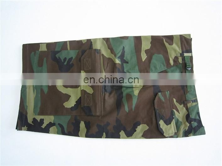 camouflage military short pants