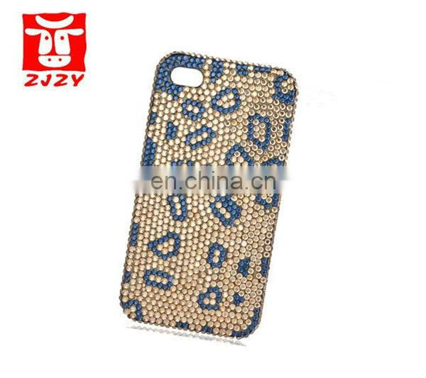 High quality rhinestone moblie phone case (ZY1-5250)