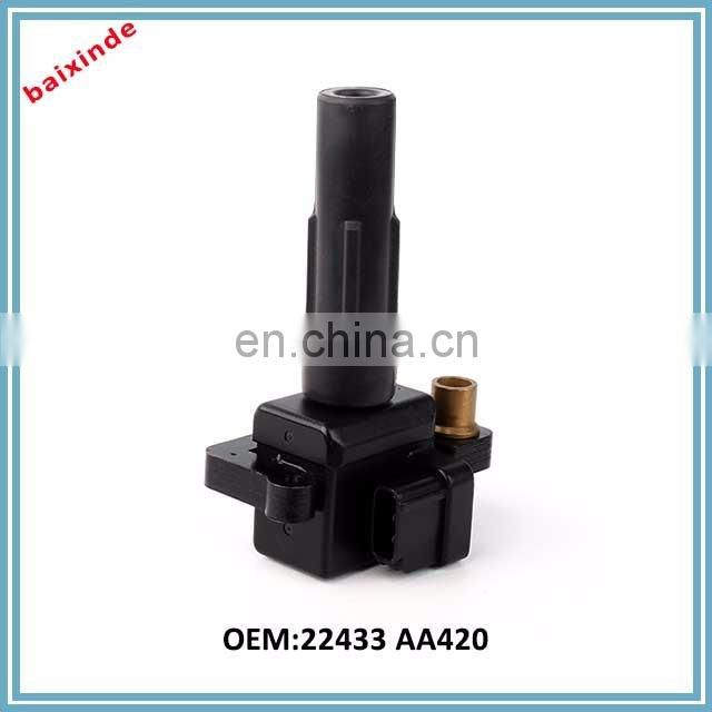 Qualified parts Ignition Coil OEM FK0140 22433-AA420