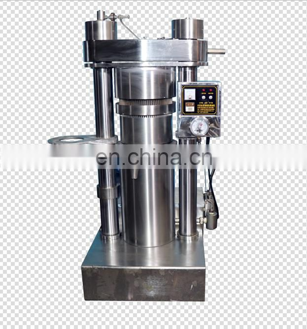 fefinery cocont oil press machine