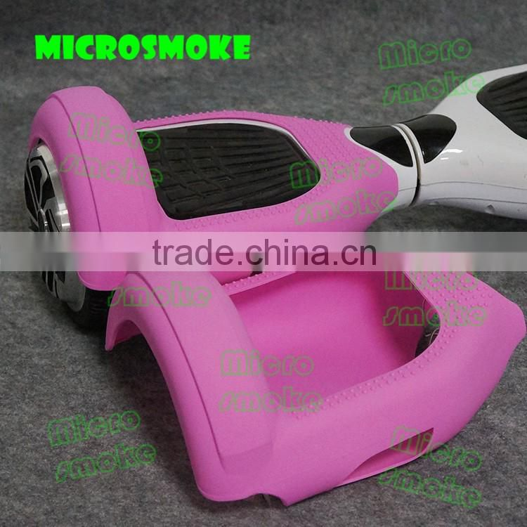 China market unique silicone protector for 2 wheel self balance scooter bluetooth smart two wheel auto balancing scooter