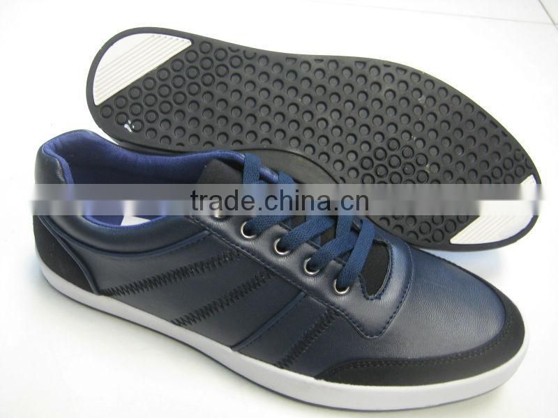 2015 mens fashion lace-up casual shoes