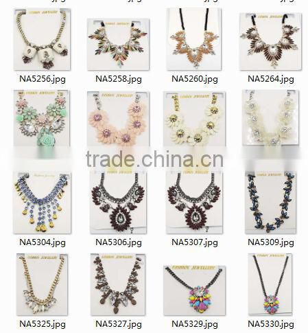 2015 Factory Wholesale Hot Selling Fashion Necklace
