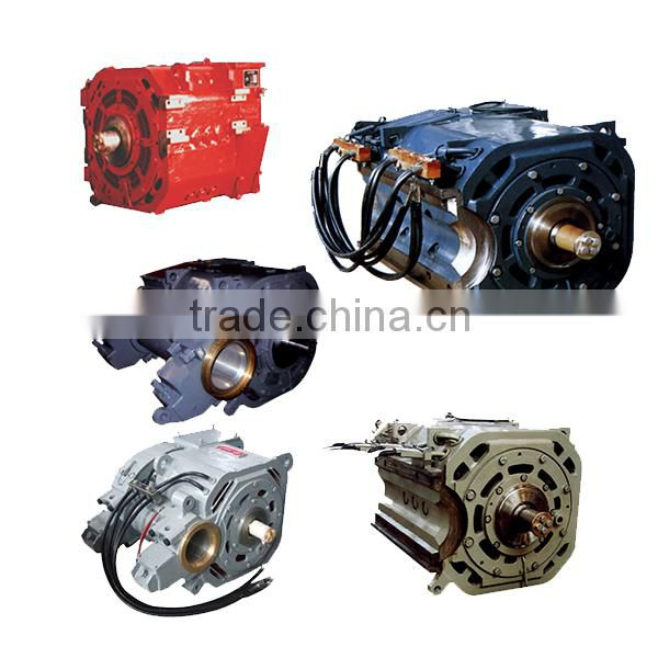 ZD109B DC. Traction Motor is used on high-power passenger and freight diesel locomotives.
