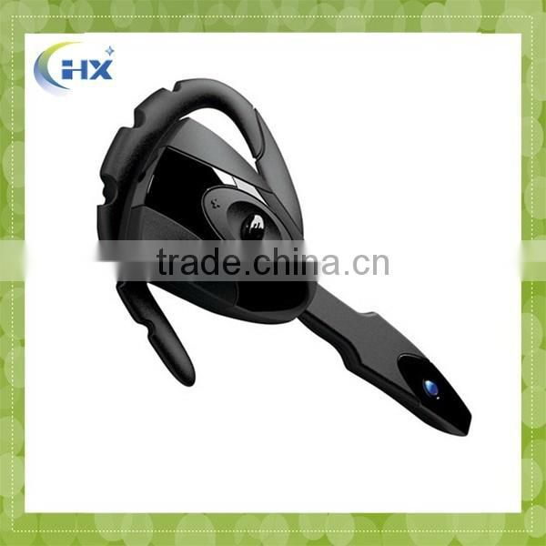The customized qualified Black comprehensive couple bluetooth earphone with new patent