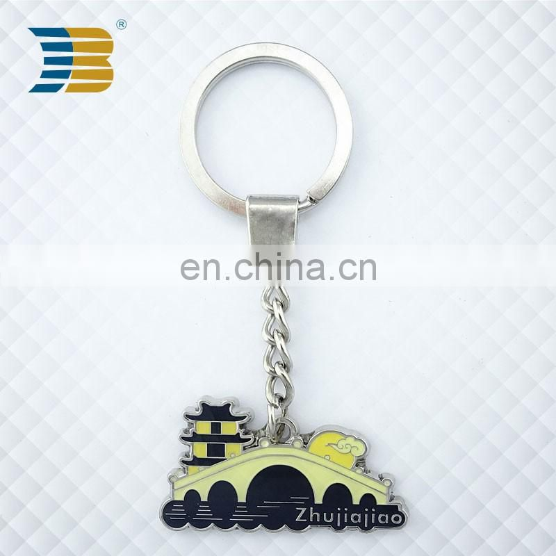 Custom metal epoxy key charms designer