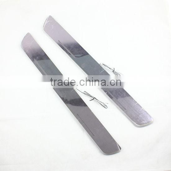 trending hot products led door scuff led door sill plate auto accessories for toyota corolla