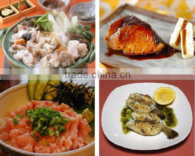 Delicious frozen seafood importers seafood at high cost performance