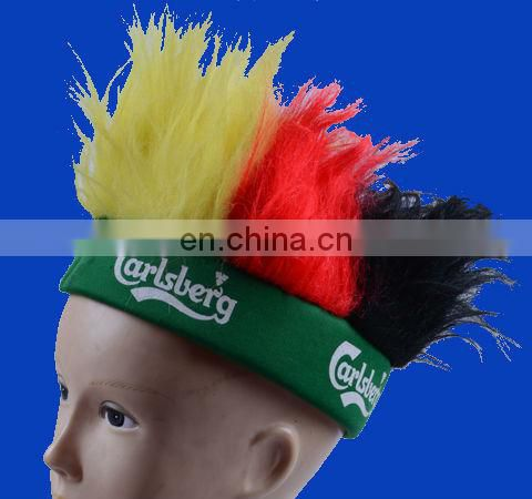Factory direct christmas santa elf hat with bell