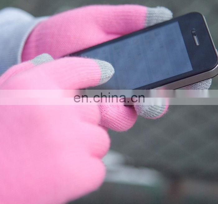 Glovion three warmer fingertips touchscreen gloves for winter