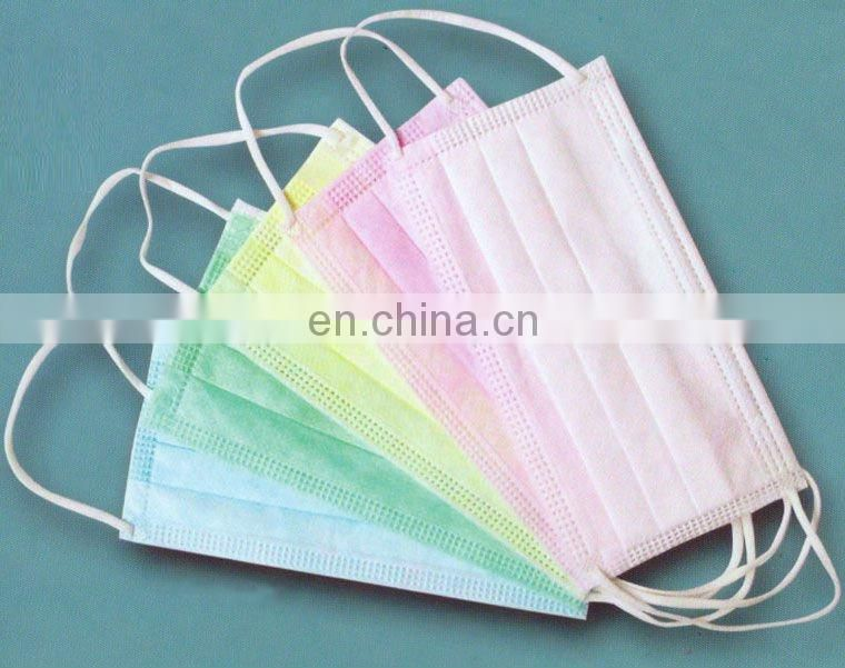 High efficiency Non-woven face mask filter material