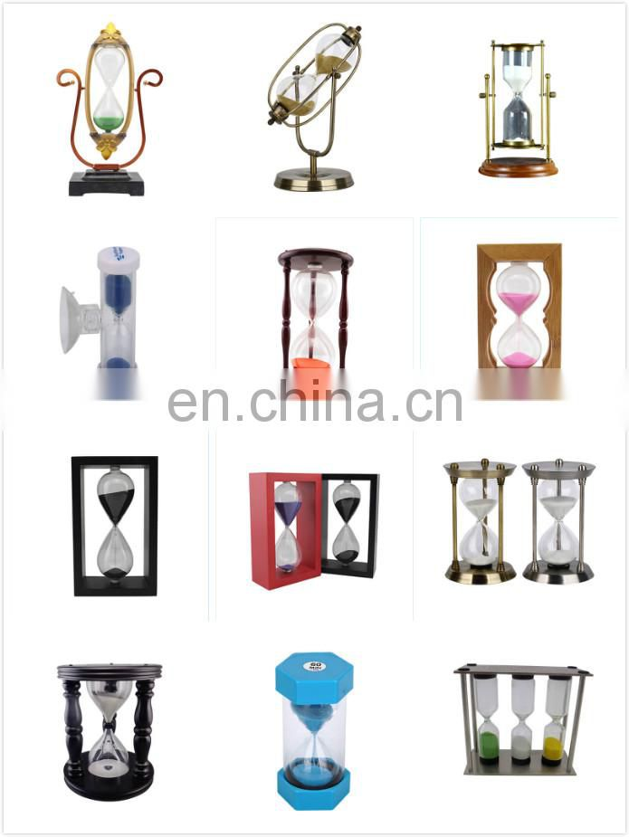 Best Quality Hourglass Glass Sand Timer 60 1 Minute