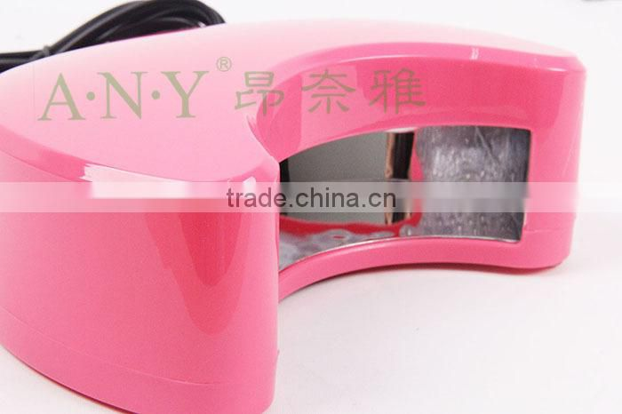 Hot Sale Nail Tools Polish Led Uv Lamp Nail Light To Nail Dryer 9W