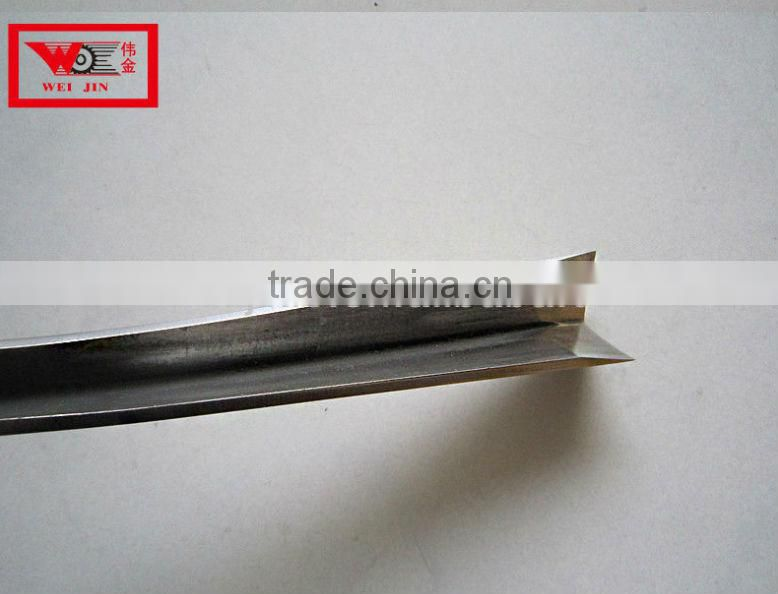 Multifunction rubber tapping handle steel knife