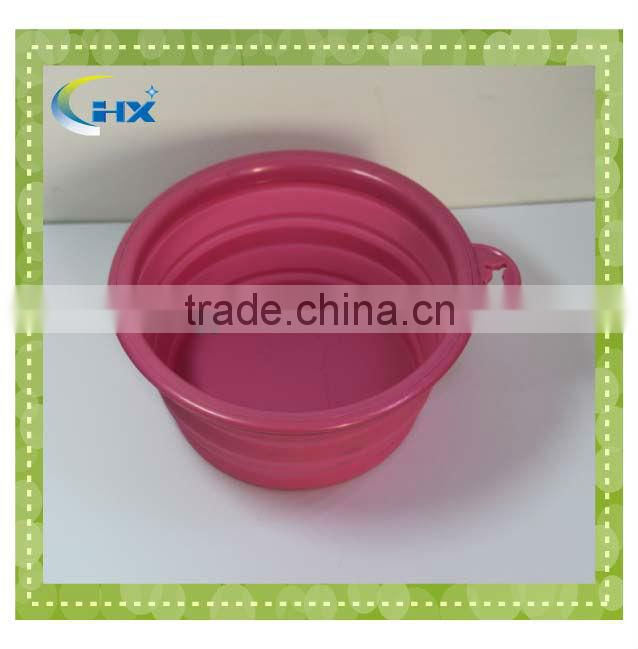 best seller 2014 FDA approved silicone folding cup for promotion