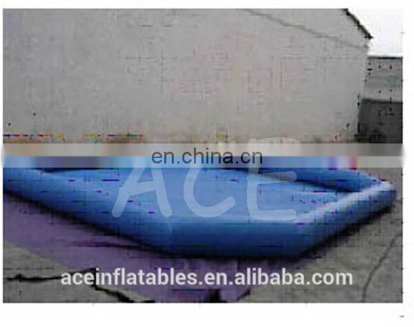 inflatable square swimming pool float