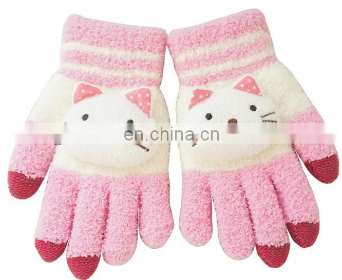 Best seller 3 fingers gloves smart touch gloves gloves touch screen