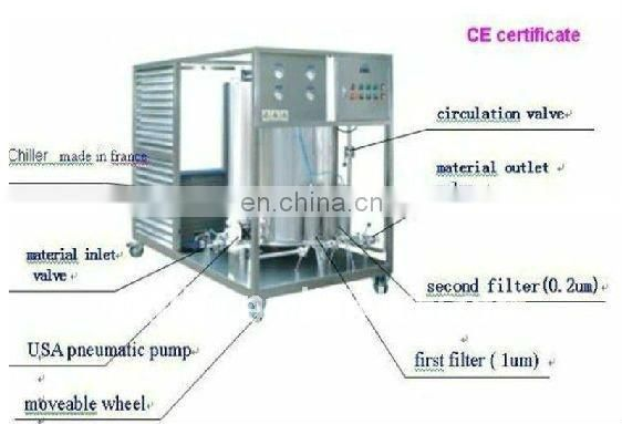 Hot sale perfume produce equipment made in china