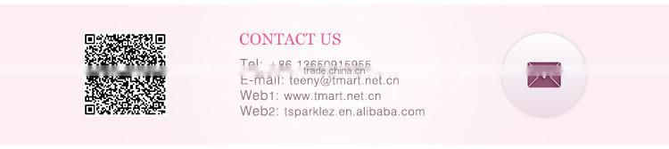 Hot Selling Products Epoxy ResinTransparent Plastic Rhinestone Sticker Sheet