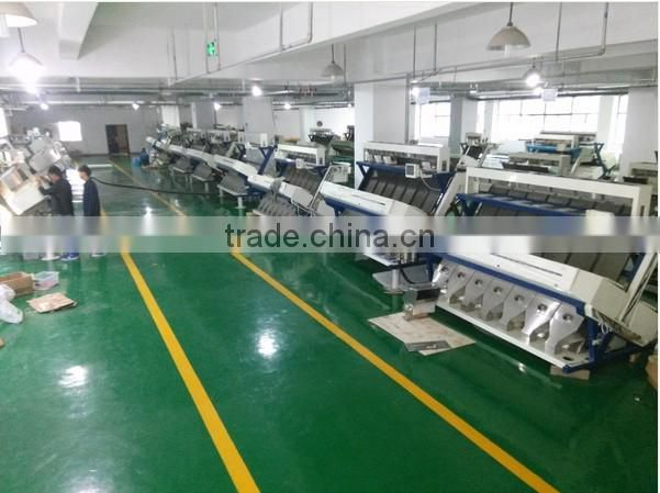 2016 More stable salt color sorter equipments machinery in china