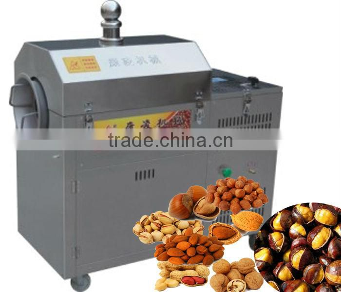 KL Commercial Nut Roaster Machine