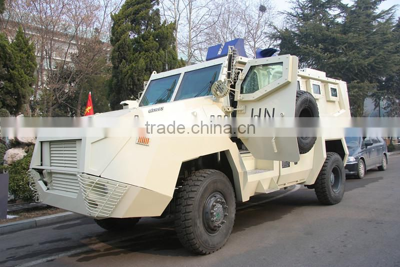 sinotruk vip military armored vehicle for sale