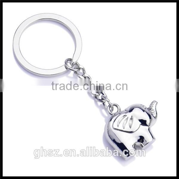 Personalized factory price alloy house shape keychains bottle opener factory