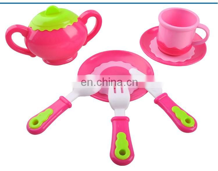 2017 New Fashion Kids Cooking Play Set Toys Kitchen Toy