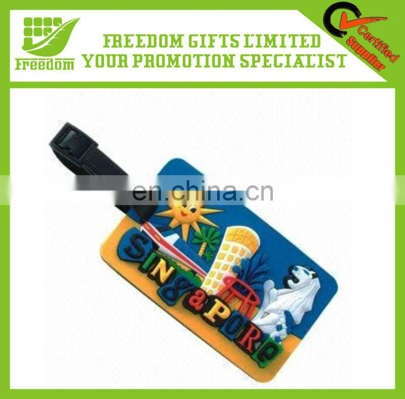 Bestselling Logo Customized Bulk Luggage Tags