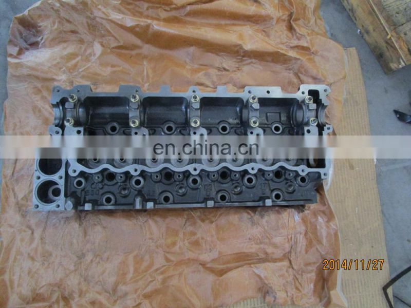 Factory Direct Sale Stock Cylinder head for 4HG1T diesel engine