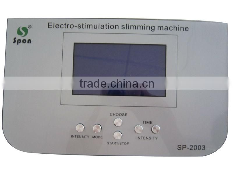 Hot selling EMS machine electric muscle stimulator