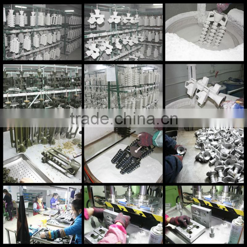 ss 304 & ss 316 lost WAX casting parts and Silica Sol & Sodium Silicate Stainless Steel Water Purifier precision casting parts