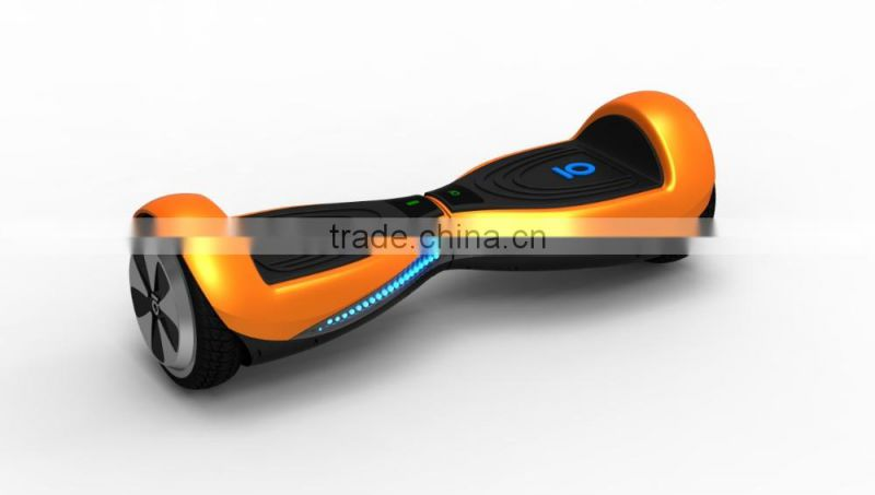 battery power electric scooter with high energy