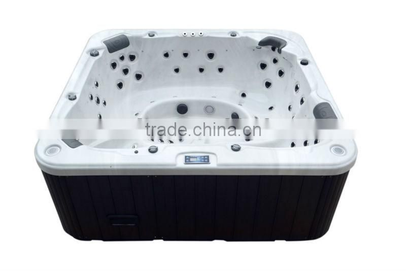 5 people-(A860) water fountain outdoor whirlpool spa